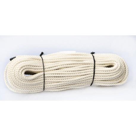 Corda di cotone diametro 8mm