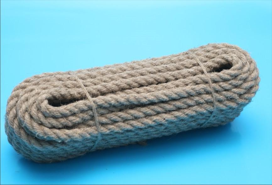 Hennep touwen