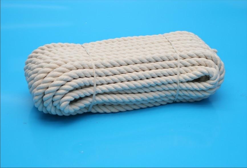 Katoen touwen